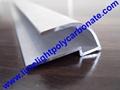 quality aluminum U profile