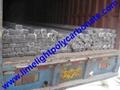 aluminium cap & base profile polycarboate sheet accessory aluminium H connector 15