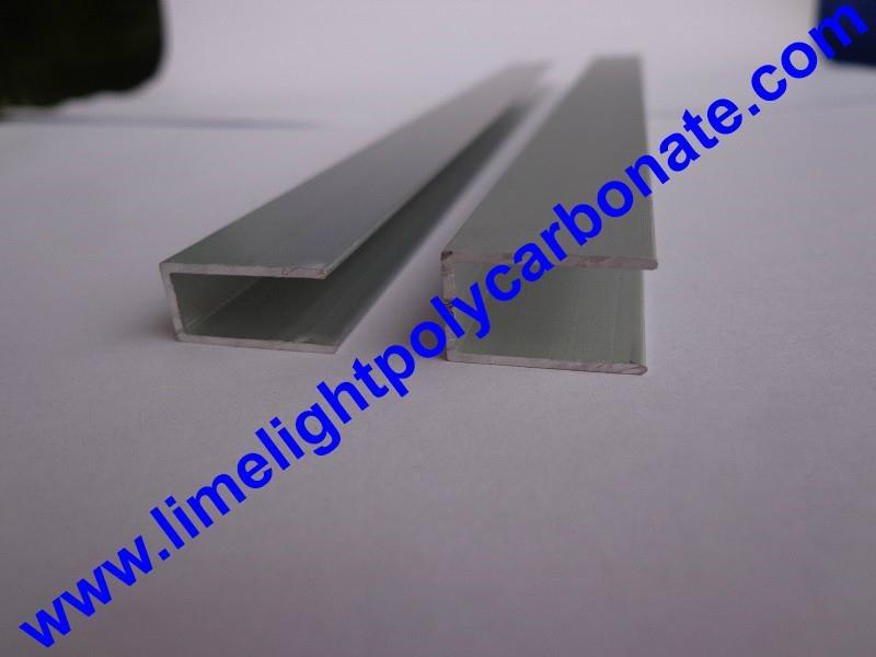Aluminium U profile-2