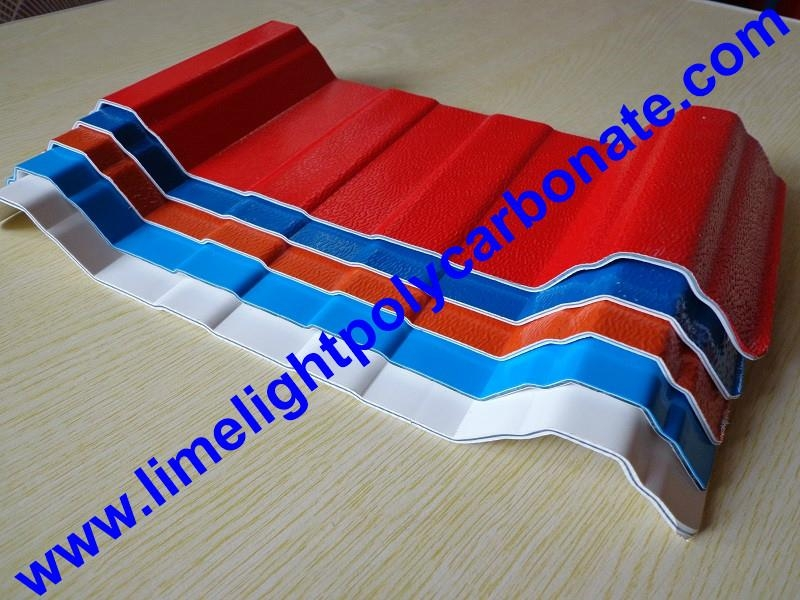 APVC roofing sheets