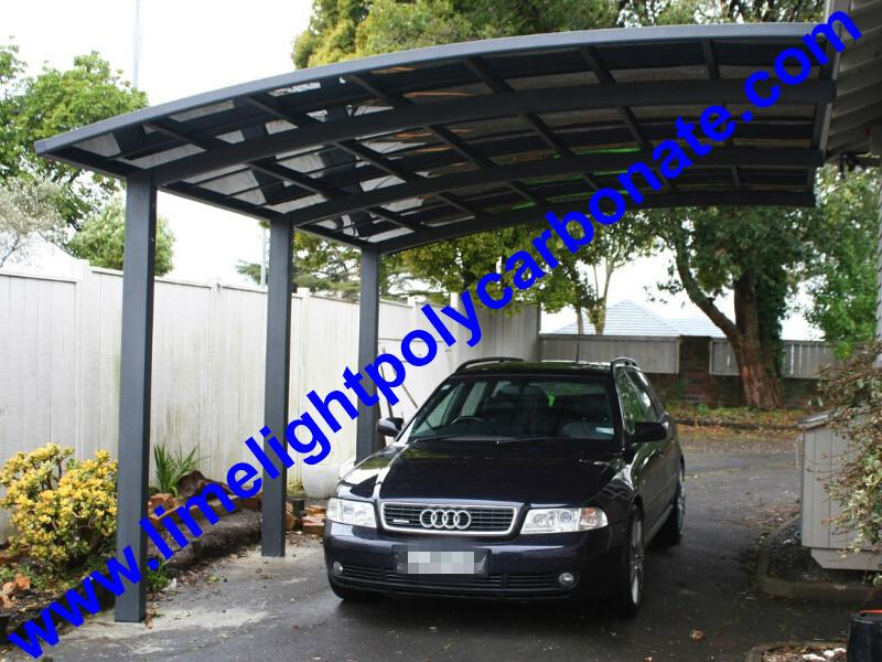 heat insulation carport