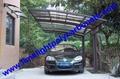 M shape carport aluminium carport polycarbonate carport garage carport aluminum 17