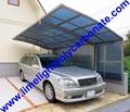 aluminium frame carport garden carport aluminium carport polycarbonate carport 19
