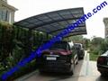 polycarbonate carport aluminium carport mini-carport assemble carport shelter 9