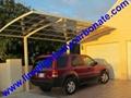 polycarbonate carport aluminium carport mini-carport assemble carport shelter 12