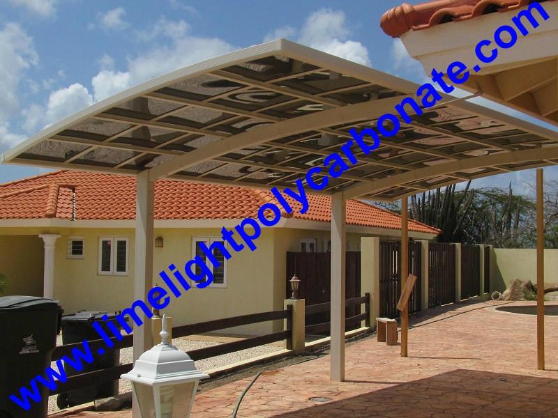 polycarbonate carport aluminium carport mini-carport assemble carport shelter 13