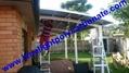 sunshade carport yacht sun protection carport aluminium frame carport boat shed 6
