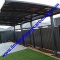 sunshade carport yacht sun protection carport aluminium frame carport boat shed 7