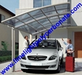 sunshade carport yacht sun protection carport aluminium frame carport boat shed 18