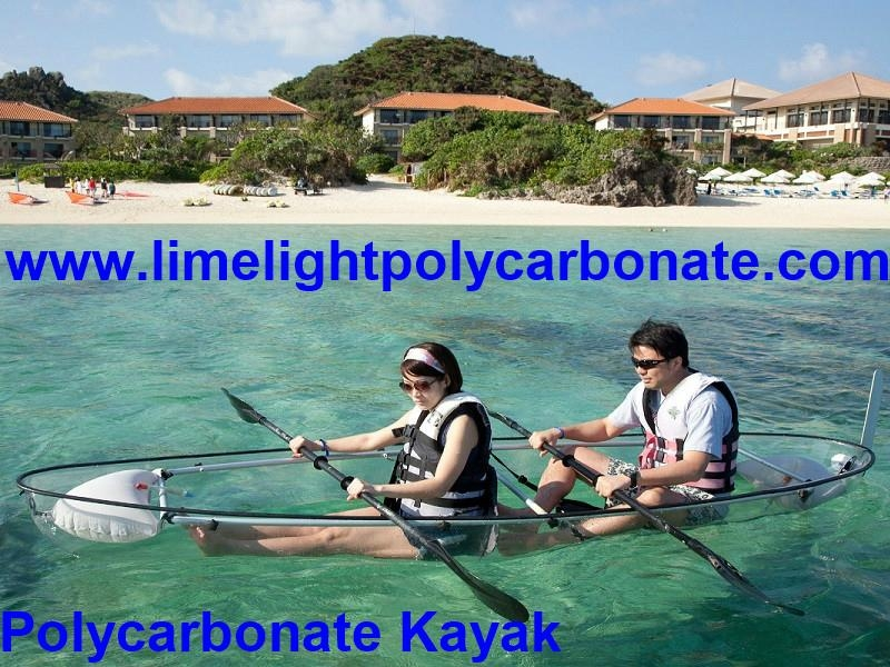 clear kayak transparent kayak crystal kayak polycarbonate kayak PC kayak see bottom kayak see through kayak clear canoe transparent canoe crystal canoe polycarbonate canoe see through canoe see bottom canoe PC canoe kayak paddling