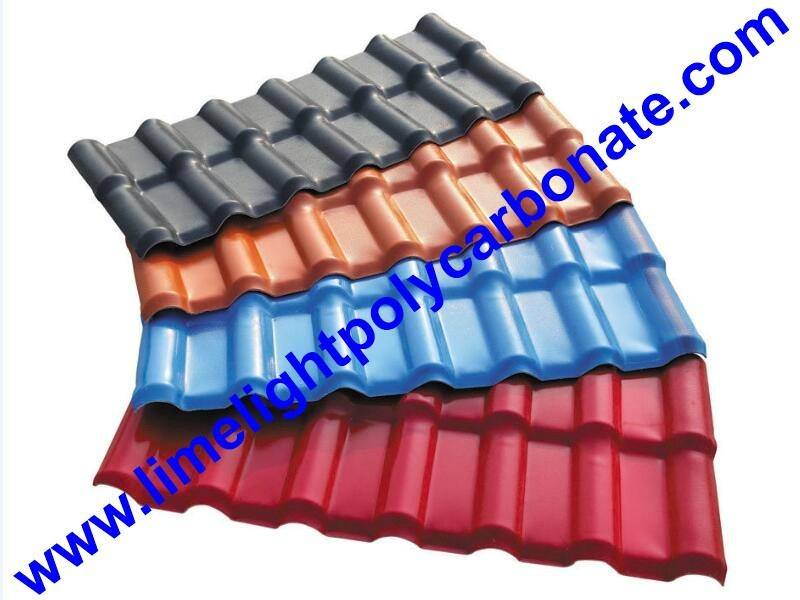 Synthetic Roofing Tile