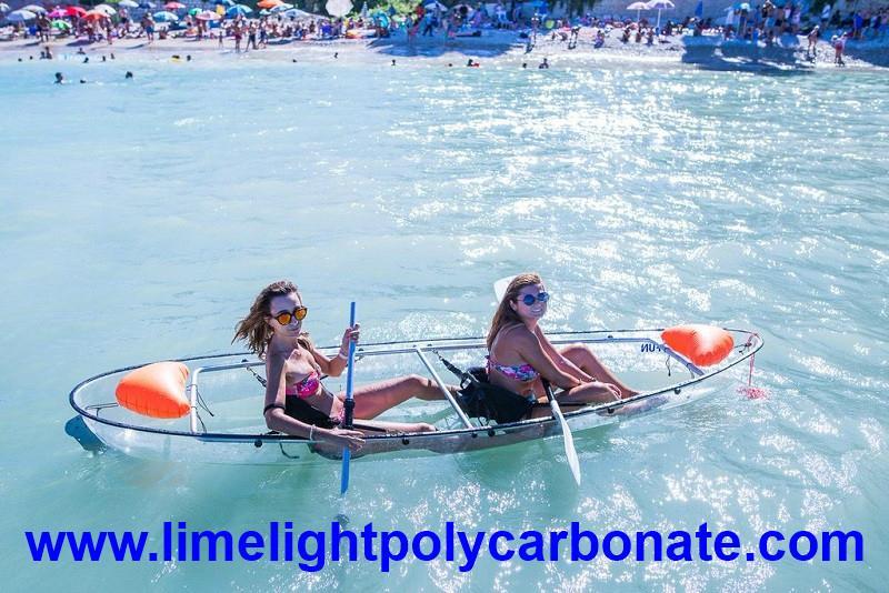 transparent kayak, clear kayak, polycarbonate kayak, crystal kayak, PC kayak, clear canoe, transparent canoe, crystal canoe, polycarbonate canoe, PC canoe, see through kayak, see bottom kayak, kayak paddling, water sport kayak, see through canoe, see bottom canoe, canoe paddling, water sport canoe