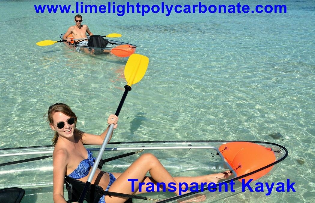 clear kayak transparent kayak polycarbonate kayak crystal kayak see through kayak see bottom kayak clear canoe transparent canoe polycarbonate canoe crystal canoe see through canoe see bottom canoe PC canoe kayak paddling water sport kayak PC kayak full transparent kayak canoe