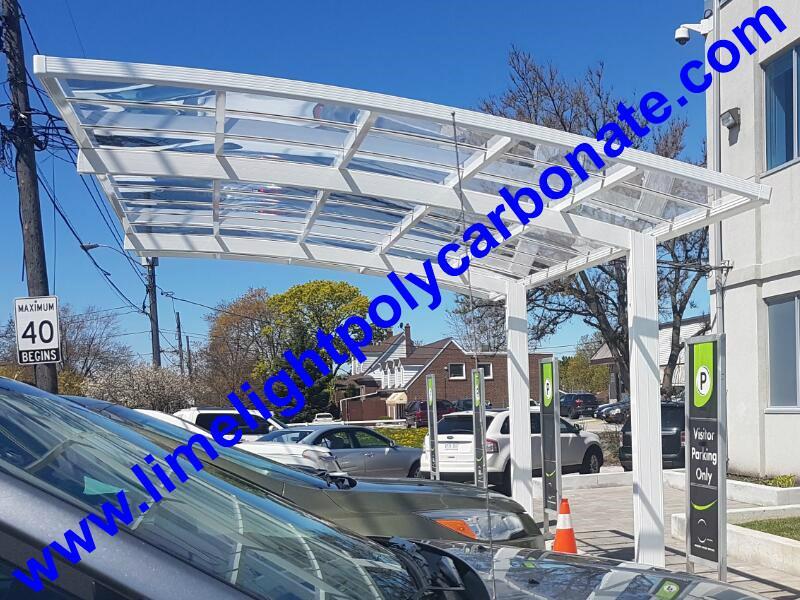 Aluminum carport polycarbonate carport metal carport garden carport carport shed 2