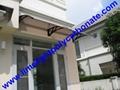 polycarbonate awning DIY awning door canopy window awning shelter rain shelter 10