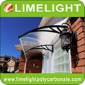 awning canopy DIY awning door canopy window awning polycarbonate awning shelter