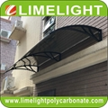 awning canopy polycarbonate awning door