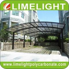 M shape carport aluminium carport polycarbonate carport garage carport aluminum