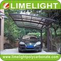 aluminium frame polycarbonate carport modern mini carport aluminium carport tent 3