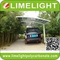 aluminium frame polycarbonate carport modern mini carport aluminium carport tent 4