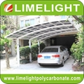garage carport polycarbonate carport