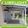 aluminium frame polycarbonate carport modern mini carport aluminium carport tent 12