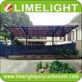 aluminium frame polycarbonate carport modern mini carport aluminium carport tent