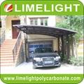 aluminium frame polycarbonate carport modern mini carport aluminium carport tent 15