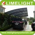 aluminium frame polycarbonate carport modern mini carport aluminium carport tent 16