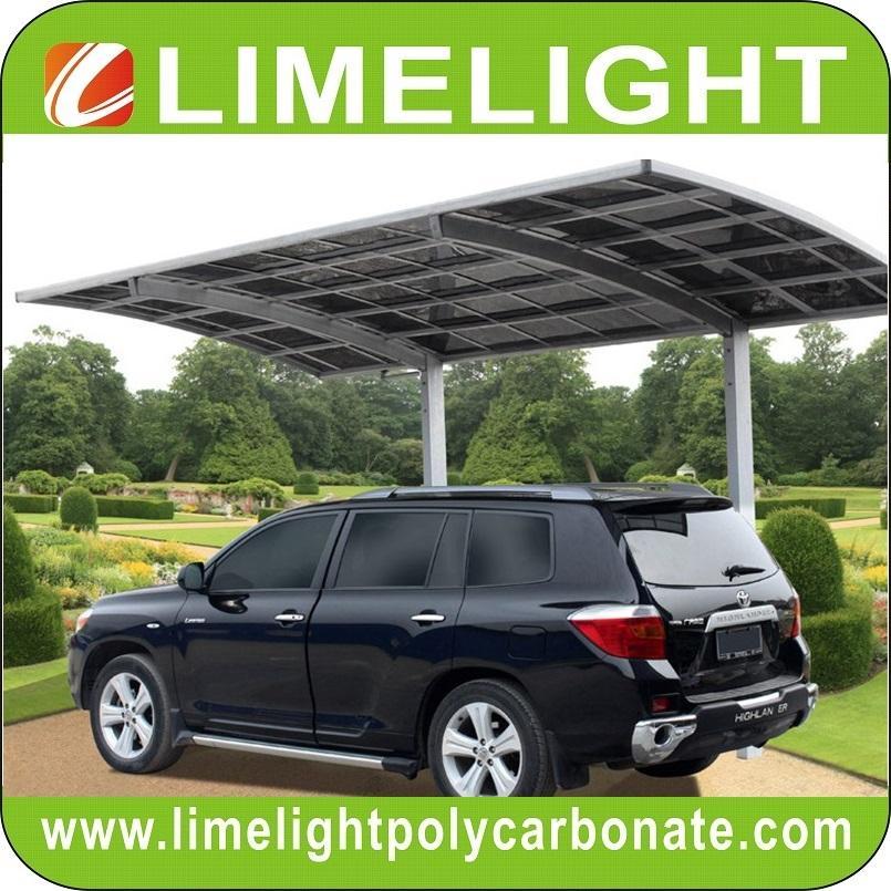 aluminium frame polycarbonate carport modern mini carport aluminium carport tent 18