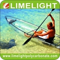 polycarbonate kayak canoe polycarbonate
