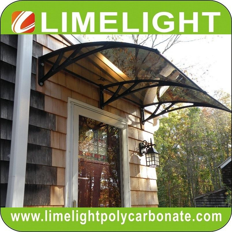 awning canopy DIY awning door canopy window awning polycarbonate awning sunshade 8