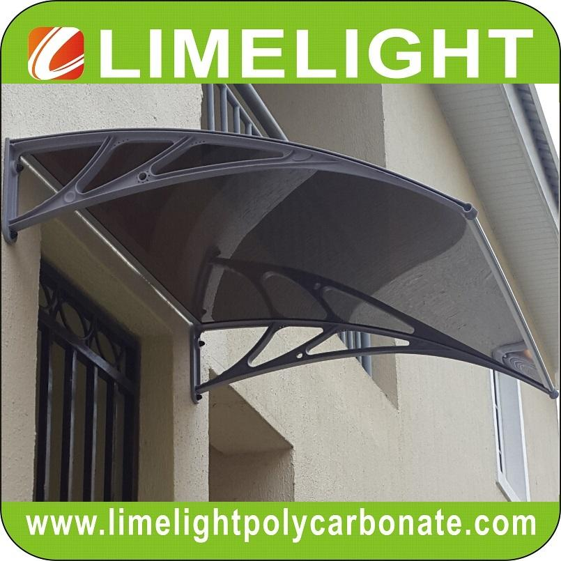 awning canopy DIY awning door canopy window awning polycarbonate awning sunshade 10
