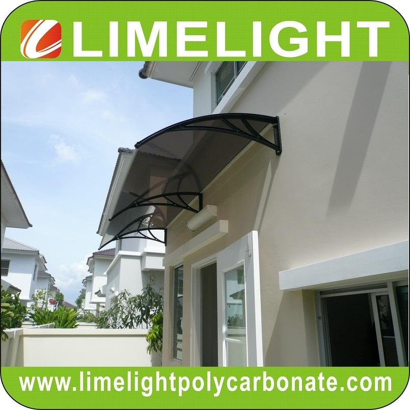 awning canopy DIY awning door canopy window awning polycarbonate awning sunshade 13