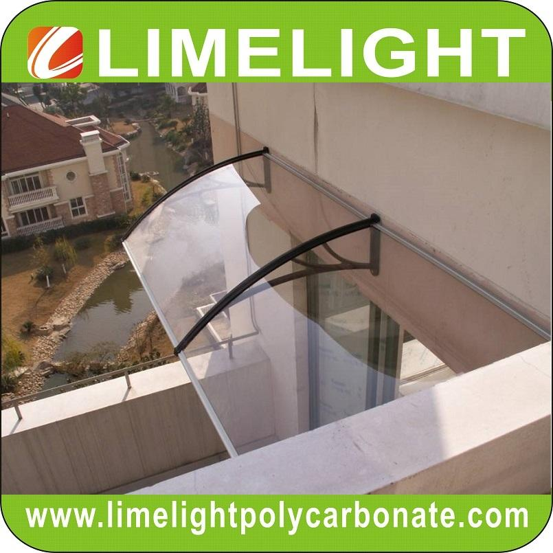 awning canopy DIY awning door canopy window awning polycarbonate awning sunshade 15