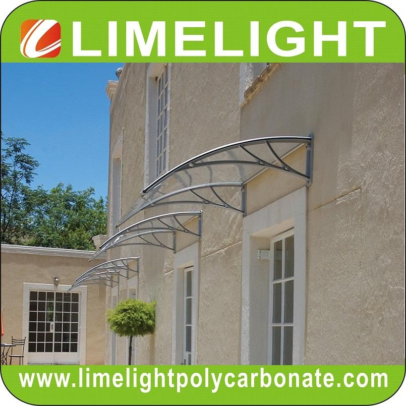 awning canopy DIY awning door canopy window awning polycarbonate awning sunshade 17