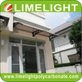 awning canopy DIY awning door canopy window awning polycarbonate awning sunshade 20