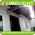 polycarbonate awning window awning door canopy awning roof canopy awning 4