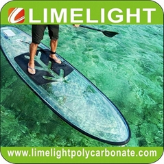 Clear Paddle Board SUP Crystal Paddle Board Transparent Paddle Board SUP