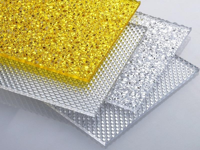Embossed & Solid Polycarbonate Sheet