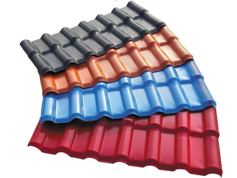 Synthetic Roofing Sheet