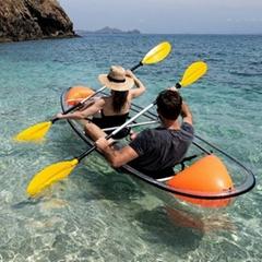 Clear Kayak/Transparent Kayak Canoe