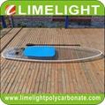 transparent paddle board, transparent SUP, transparent SUP board, transparent SUP paddle board, transparent stand up board, transparent stand up paddle board, transparent paddleboard