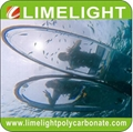 Clear bottom paddle board clear paddle