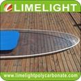 clear paddle board, clear SUP, clear SUP board, clear SUP paddle board, clear bottom paddle board, see through paddle board