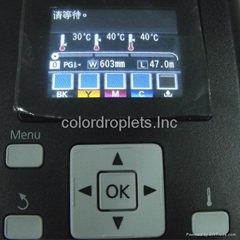 F6000 Bulk ink system