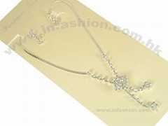 Necklace + Earring 136160