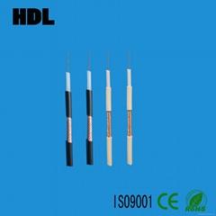 RG6, RG11, RG58, RG59 Coaxial cable