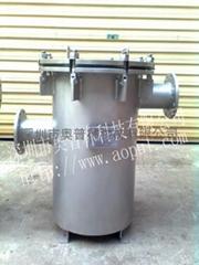 碳鋼毛髮過濾器