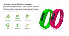 Healthy Bracelet sport watch